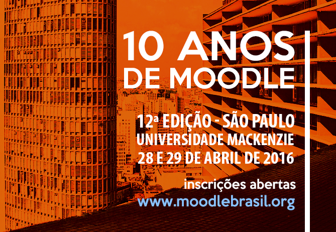 Moodlemoot 2016 – 10 anos
