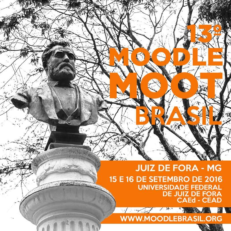 13° Moodlemoot Brasil – Juiz de Fora- MG