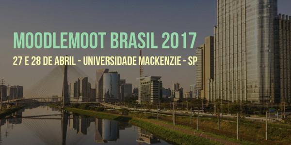 Moodlemoot Brasil 2017 – São Paulo
