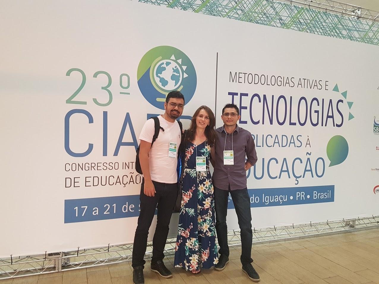 23º Ciaed – Congresso Internacional de Educação a Distância
