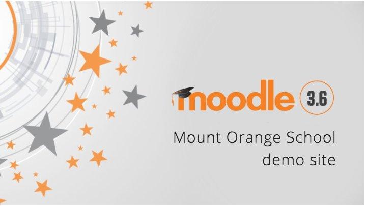 Lançamento Moodle 3.6